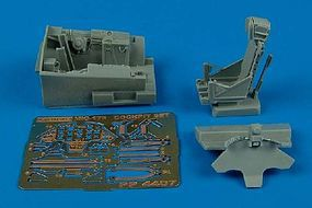 Aires MiG17F Fresco C Cockpit For a Hobby Boss Model Plastic Model Aircraft Accessory 1/48 #4407