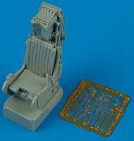 Aires SJU8/A Ejection Seat For A7E Late Plastic Model Aircraft Accessory 1/48 Scale #4438