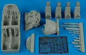 Aires EA6B ICAP2 Early Cockpit For a Kinetic Model Plastic Model Aircraft Accessory 1/48 #4485
