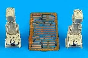 Aires Tornado IDS MB Mk 10A Ejection Seats Plastic Model Aircraft Accessory 1/48 Scale #4499