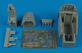 Aires A7E Early Cockpit Set For a Hobby Boss Model Plastic Model Aircraft Accessory 1/48 #4502