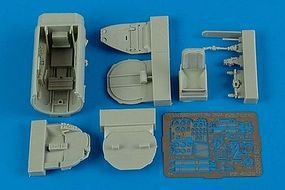 Aires Me262A Cockpit Set For a Hobby Boss Model Plastic Model Aircraft Accessory 1/48 Scale #4528