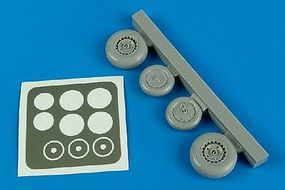 Aires Me262A Wheels & Paint Mask For Hobby Boss Plastic Model Aircraft Accessory 1/48 #4540