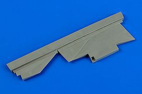 Aires MiG23 MF/ML Correct Tail Fin For TSM Plastic Model Aircraft Accessory 1/48 Scale #4654