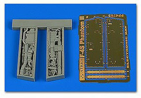 Aires 1/48 F4S Phantom II Electronic Bay For Zoukei-Mura