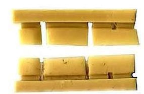 Aires F4U7 Flaps For an Italeri Model Plastic Model Aircraft Accessory 1/72 Scale #7030