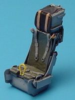 Aires MB Mk 10A Ejection Seats Plastic Model Aircraft Accessory 1/72 Scale #7064