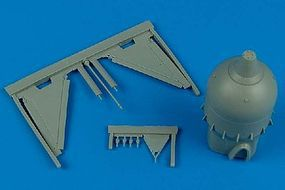 Aires Mistel Version 2 Conversion Set For Hasegawa Plastic Model Aircraft Accessory 1/72 #7226