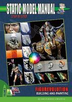 Auriga Static Model Manual 9 Figurevolution Building & Painting How To Model Book #sm9