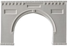 AIM Baltimore & Ohio-Style Double-Track Tunnel Portal HO Scale Model Railroad Scenery #151