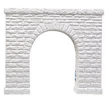 AIM Stone Tunnel Portal - Single Track HO Scale Model Railroad Scenery #164