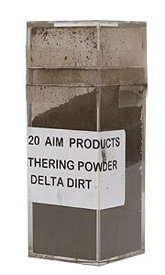 A I M Products Weathering Powder - Delta Dirt 1oz -- #3120