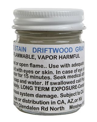 A I M Products Stain Driftwood Gry   1oz