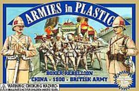 ArmiesInPlastic Boxer Rebellion China 1900 British Army (20) Plastic Model Military Figure 1/32 #5420