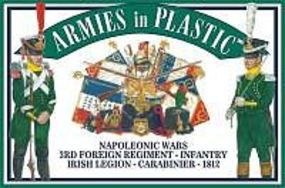 ArmiesInPlastic 3rd Foreign Regiment Irish Legion Carabinier Plastic Model Military Figure 1/32 Scale #5456