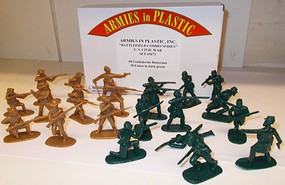 ArmiesInPlastic US CIVIL WAR SET 1-32