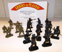 ArmiesInPlastic US PEACEKEEPERS & TALIBAN SET