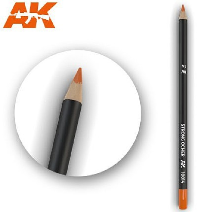 AK (bulk of 5) Weathering Pencils- Strong Ocher