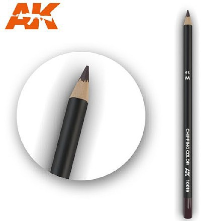 AK (bulk of 5) Weathering Pencils- Chipping Color