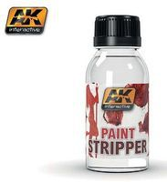 AK Paint Stripper 60ml Bottle Hobby and Model Enamel Paint #186