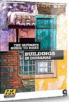 AK Learning Series 9- The Ultimate Guide to Make Buildings in Dioramas Book