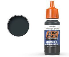 AK Periscope Scope Acrylic Paint 17ml Bottle Hobby and Model Acrylic Paint #4004