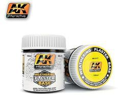 AK Weathering Plaster Base 100ml Bottle Hobby and Model Paint Supply #617