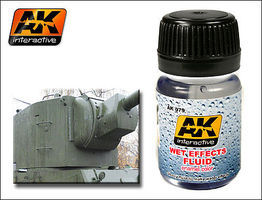 AK Wet Effects Fluid Enamel Paint 35ml Bottle Hobby and Model Enamel Paint #79