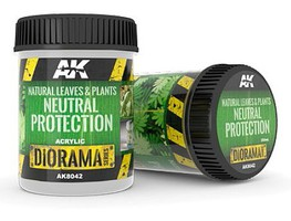 AK Diorama Series- Leaves & Plants Neutral Protection Acrylic 250ml Bottle