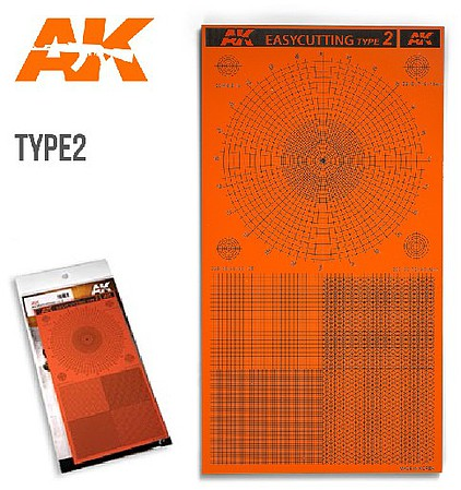 AK Easy Cutting Type 2 Board