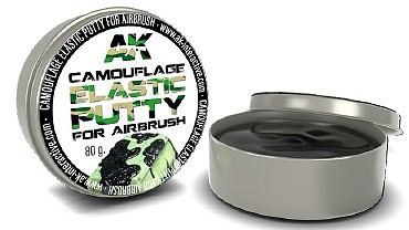 AK Camouflage Reusable Elastic Putty for Masking 80gr