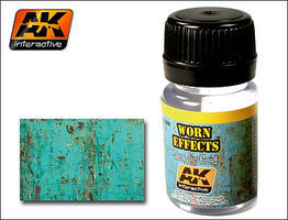 AK Worn Effects Acrylic Paint 35ml Bottle Hobby and Model Acrylic Paint #88