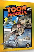 AK How to Make Toon Models Tutorial Book