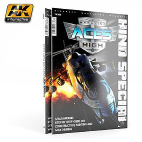 AK Aces High Hind Special Book