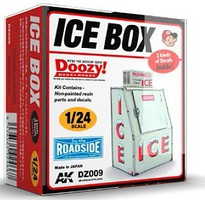 AK 1/24 Doozy Series- Ice Box Commercial Version (Resin)