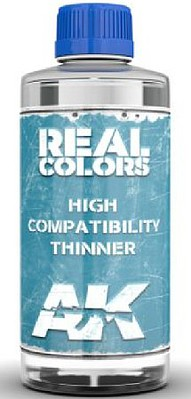 Real Colors- High Compatibility Thinner 400ml Bottle