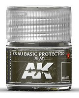 AK Real Colors- ZB AU Basic Protector 36 A7 Acrylic Lacquer Paint 10ml Bottle