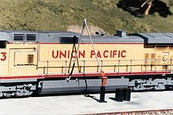 American Limited Models Snyder Diesel Fuel Crane Kit pkg(2) -- HO Scale Model Railroad Trackside Structure -- #5200