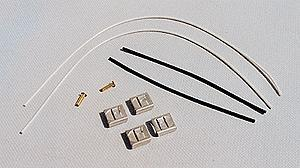 A-Line Electrical Hook-Up Kit - For HO Scale Athearn Locomotives #12040