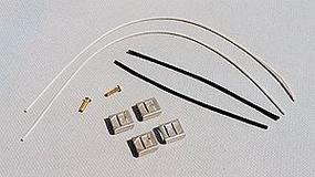 A-Line Electrical Hook-Up Kit For HO Scale Athearn Locomotives #12040