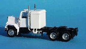A-Line Sleeper For American Semi Tractors - Small - Tall HO Scale Model Railroad Vehicle #50011