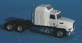 A-Line Sleeper For American Semi Tractors - Mack Style HO Scale Model Railroad Vehicle #50019
