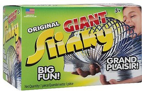 Alex Slinky- Original Giant Metal Slinky Toy