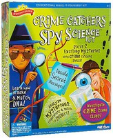 Alex Scientific Explorer- Crime Catchers Spy Science Kit