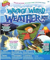 Alex Scientific Explorer- Wacky Weird Weather Kit
