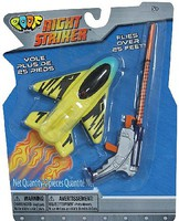 Alex Poof- Night Striker Foam Glider w/Lights