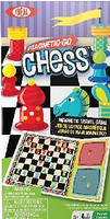 Alex Ideal- Magnetic-Go Chess Travel Game