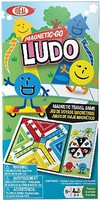Alex Ideal- Magnetic-Go Ludo Travel Game
