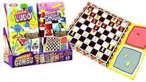 Ideal- Magnetic-Go Travel Games Assortment- 2ea Checkers, Chess, Backgammon, Hangman, Ludo, Snakes N Ladders (12 Total)
