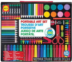 Alex Alex Art- Portable Art Set